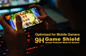 Mobile Gaming Screen Protector for iPhones and Android Mobiles